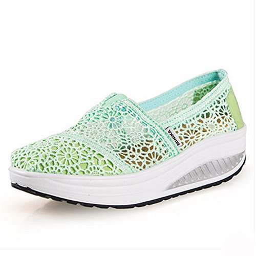 Cystyle Women's Trainers Grün