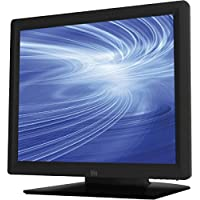 Elo E649473 Desktop Touchmonitors 1717L AccuTouch Zero-Bezel 17 LED-Backlit LCD Monitor, Black