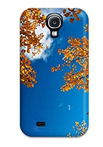Galaxy S4 Case, Premium Protective Case With Awesome Look - Autumn