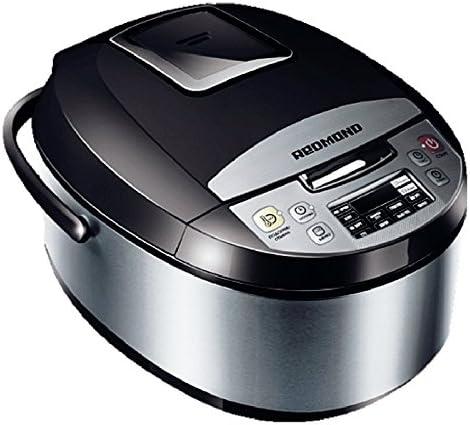 REDMOND RMC-M90 – Robot de cocina (M4500 RU Multi eléctrica Negro 5 litros 700 W: Amazon.es: Hogar