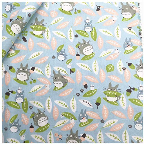 How to find the best totoro fabric yard for 2019?