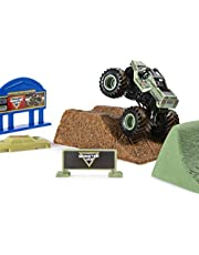 Deal on Monster Jam Max D Monster Dirt Deluxe Set Soldier Fortune Multicolor. Discount applied in price displayed.