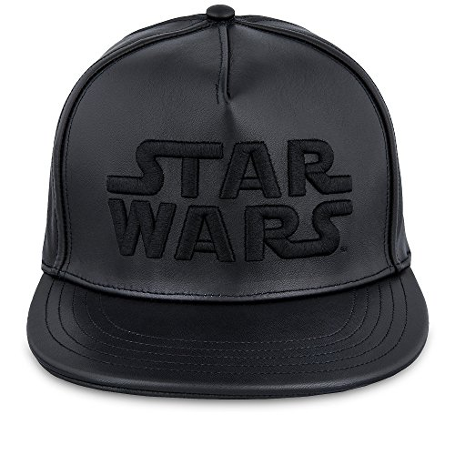 Disney Star Wars Light Side Leather Baseball Cap Limited Edition - Star Hat Wars Leather