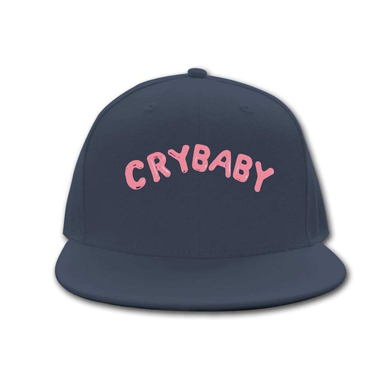 NO 5. Crybaby Cute Logo Custom Printing Hip Hop Caps Sun Hats