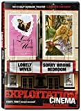Exploitation Cinema: Lonely Wives / Sorry Wrong Bedroom