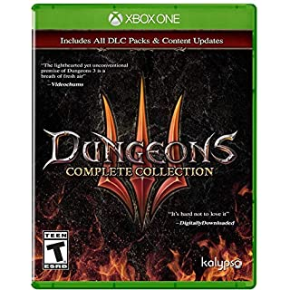 Dungeons 3 Complete - Xbox One