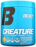 Beast Sports Nutrition – Creature Creatine Complex – Fuel Muscle Growth – Optimize Muscle Strength – Enhance Endurance – Increase Recovery Time – Five Forms of Creatine – Citrus 60 Servings Review