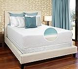 Luxury Gel Memory Foam 14-inch Queen-size Medium Firm Mattress