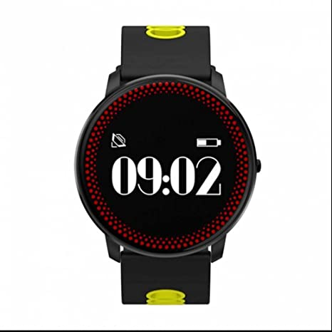 Reloj Inteligente para Hombre y Mujer Smartwatch Fitness Tracker ...