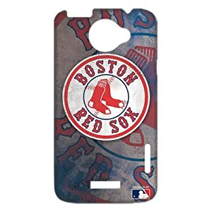 MLB Boston Red Sox Retro Vintage Style HTC One X + Custom Case Cover Best HTC Case Show