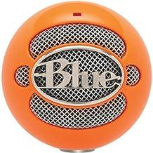 Blue Microphones Snowball USB Microphone - Neon Orange