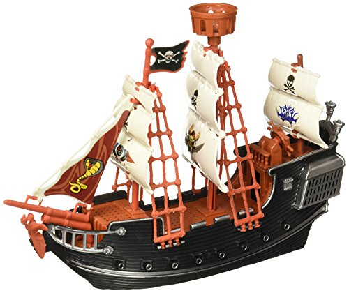 Oasis Supply Extra Large Pirate Ship Cake Topper - 10