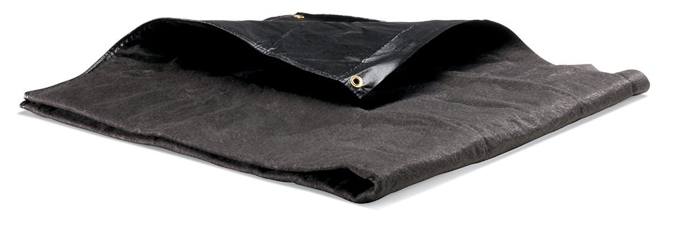 New Pig Driveway Heavy Duty Absorbent Mat for Oil Leaking Vehicles - Protect Driveway and Garage Floor - PM50087
