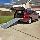 8' Mobility Wheelchair Scoo​ter Multifold Portable Ramp