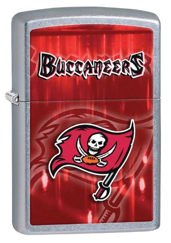 Personalized Zippo Lighter NFL Tampa Bay Buccaneers - Free Laser Engraving by Zippo