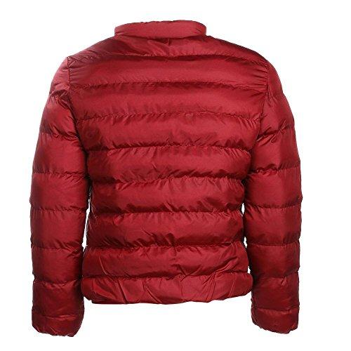 Inverno Imbottito Giù Abbigliamento Caldo Informale Redxxxl Parka Uomo Giacca Cappotto Il Cotone qZnFax5