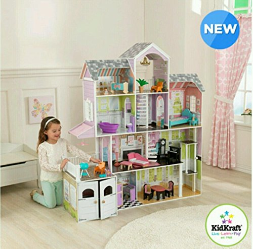 Buy Toy Story Furniture - KidKraft Grand Estate Dollhouse + 26 Pieces of Furniture