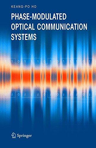 Phase-Modulated Optical Communication (Phase Shift Technology)