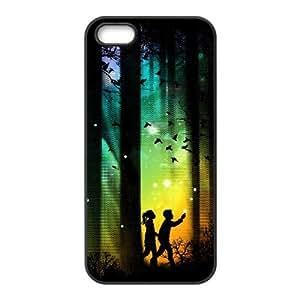 Born to Run iPhone 5 5s Cell Phone Case Black HX4437418