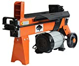 Fast Lightweight 5 Ton 2200 Watt Electric Hydraulic Log Splitter 300mm/12 Inch Log Length