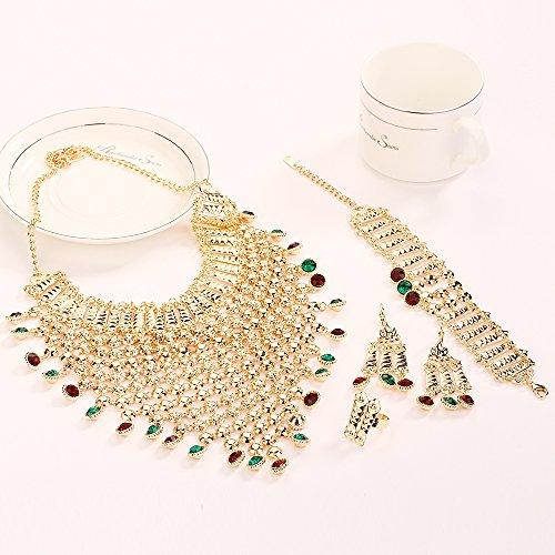 Wedding Accessories Plated tassels Jewelry
