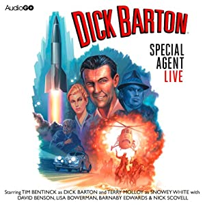 Dick Barton Live Radio/TV Program