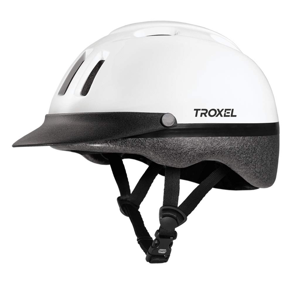 Troxel Sport Schooling Riding Safety Helmet SEI Certification and Colors