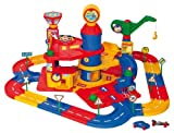 Wader Quality Toys 37862 Park Tower And Street Playset with Cars - 3