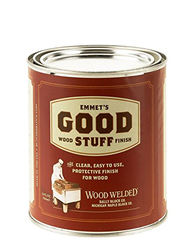 Emmet's Good Stuff Wood Finish - 1 Pint  - Food Safe Finish Shopping Results