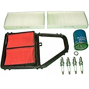 Amazon.com: Engine Tune Up Parts Kit Replacement For Honda ...