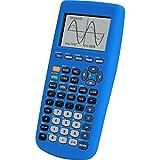 Guerrilla Silicone Case for Texas Instruments TI-83 Plus Graphing Calculator, Blue