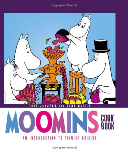 Moomins Cookbook by Sami Malila