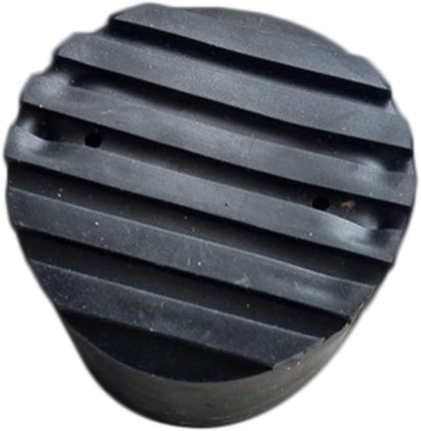 Teleskopleiter Runde Fu/ßabdeckung Multifunktions-Klappleiter F/ächerf/örmige Fu/ßabdeckung Rutschfeste Matte En136 Leiter Universal Schwarz