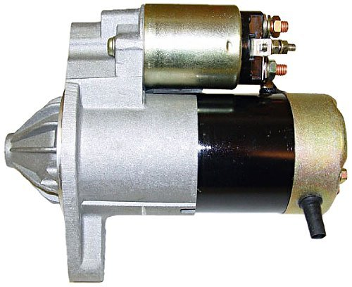 Omix-Ada 17227.06 Starter Motor by - Starter Omix Motor