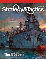 Dg: Strategy & Tactics Magazine #287, With Goeben, 1914 Solitaire Board Game