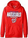 MLB Washington Nationals Men's SA2 Fleece Hoodie