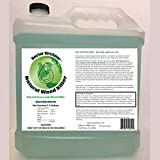 Natural Weed Killer 2.5 gallon Made with Ocean Water and commercial food grade vinegar Pet Friendly