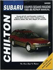 Chilton Books 64303 Repair Manual