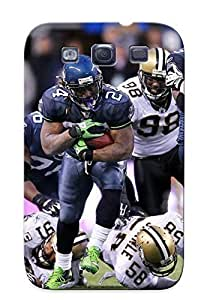 Ellent For Case Ipod Touch 4 Cover PC Cover Back Skin Protector Seale Seahawks Nfl Football For Lovers