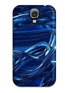Faddish Phone Abstract Case For Galaxy S4 / Perfect Case Cover wangjiang maoyi
