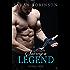 Saving a Legend: A Kavanagh Legends Novel