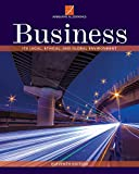 img - for Business: Its Legal, Ethical, and Global Environment book / textbook / text book