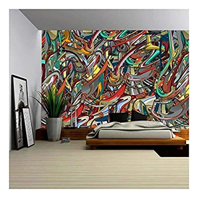 Crafted to Perfection, Alluring Expertise, Abstract Artistic Background for Design Vector