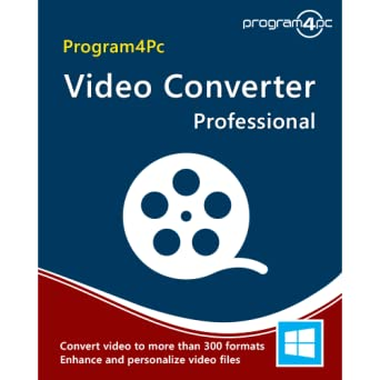 Resultado de imagen de Program4Pc Video Converter Pro
