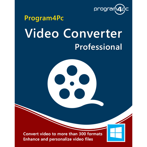 Program4Pc Video Converter Pro [Download]