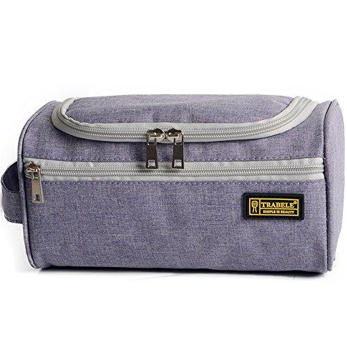 Price comparison product image Godagoda Oxford Cloth Waterproof Wash Bag Hook Wash Bag Men's Travel Wash Bag