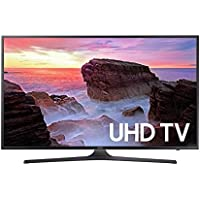 SAMSUNG UN55MU630DFXZA LED 4K 120 MR Full HD Smart TV, 55 (Certified Refurbished)