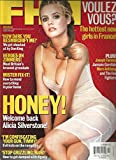 For Him Magazine (UK Edition February 2000, Alicia Silverstone Cover)