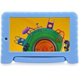 """Tablet Discovery Kids Wifi Bluetooth, Multilaser, NB290, 8GB, 7"""", Azul"""