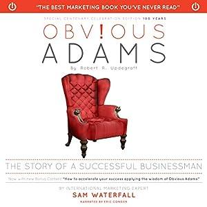 Obvious Adams (Special Centenary Edition) Audiobook